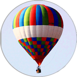 Mezzi di Trasporto Mongolfiere, palloni e dirigibili